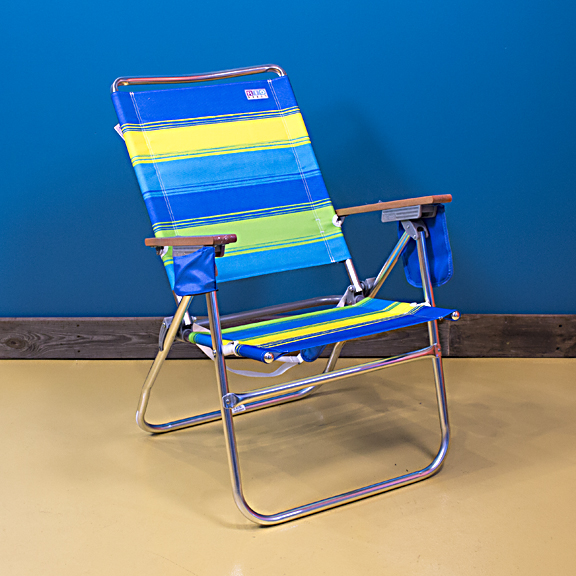 Whether you prefer a standard height chair or like to sit low to the sand, we've got you covered.