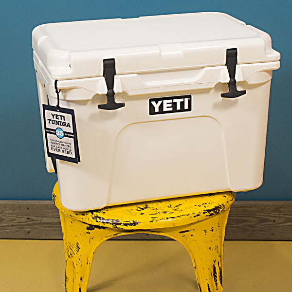 Keep your catch cold days! 35 Quart